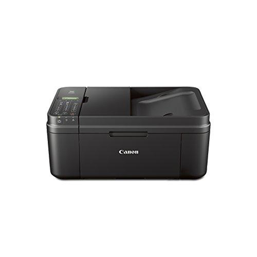 新的佳能无线彩色喷墨打印机 所有在一个小的黑色 mx492