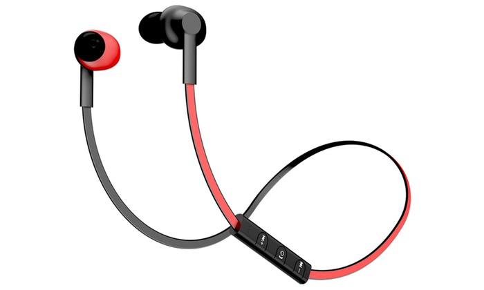 new pom gear p2g sp2 red basik secure fit bluetooth earphones red pom gear p2g sp2 red basik secure fit bluetooth earphones red