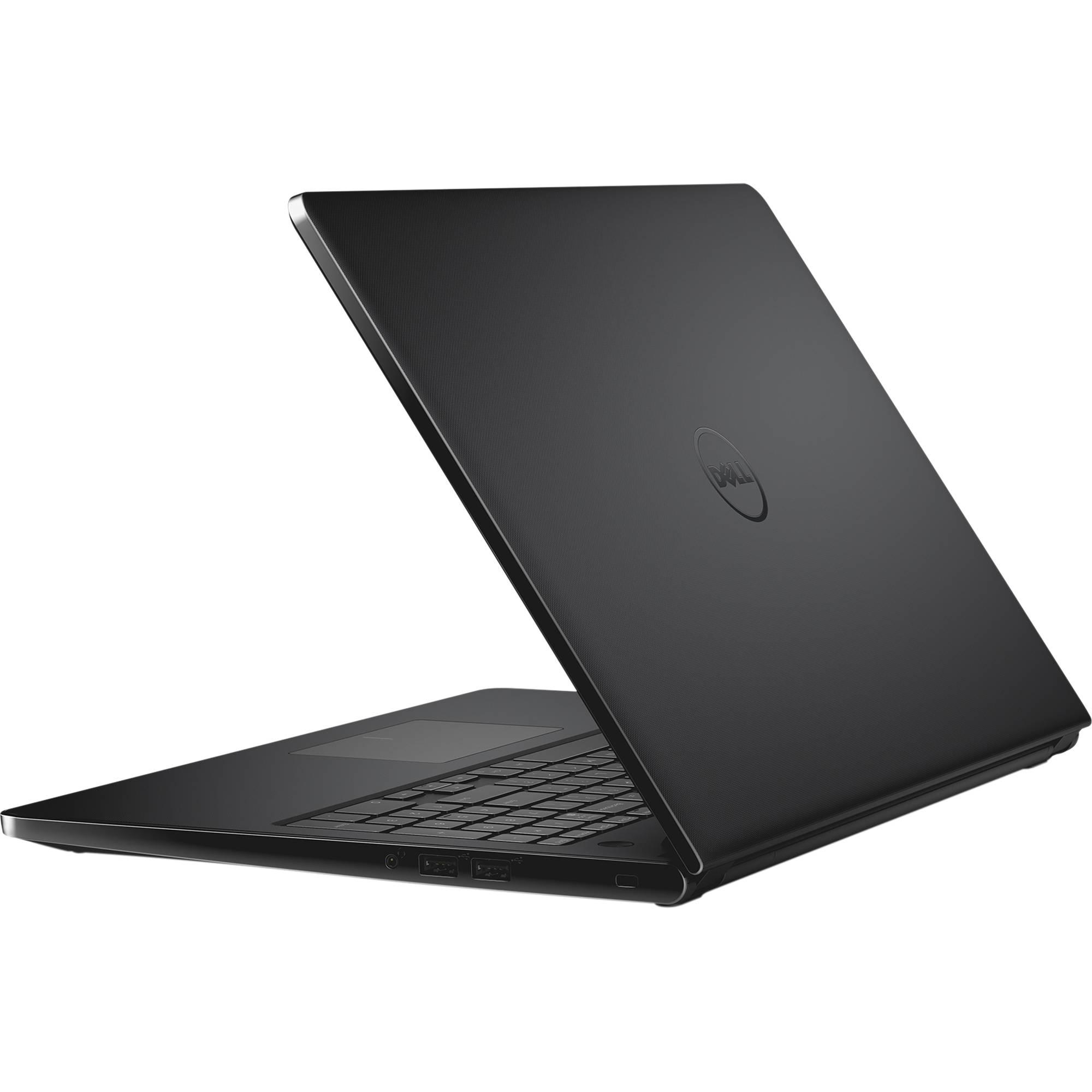 dell inspiron 15 6 laptop 4gb 500gb windows 10 i5552 4392blk ebay. Black Bedroom Furniture Sets. Home Design Ideas