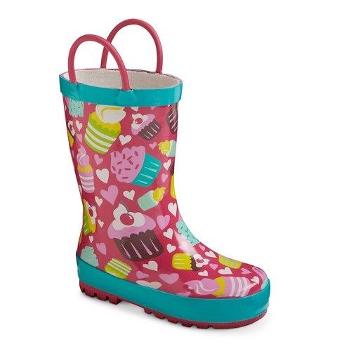 NEW Washington Shoe Company Toddler Girls' Rain Boots ...