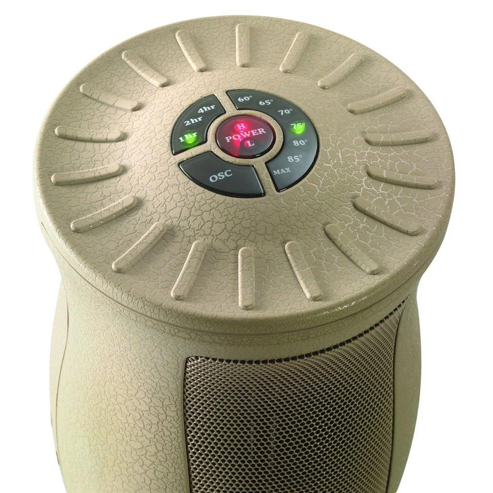 Lasko 6435 Designer Series 1500W Oscillating Ceramic