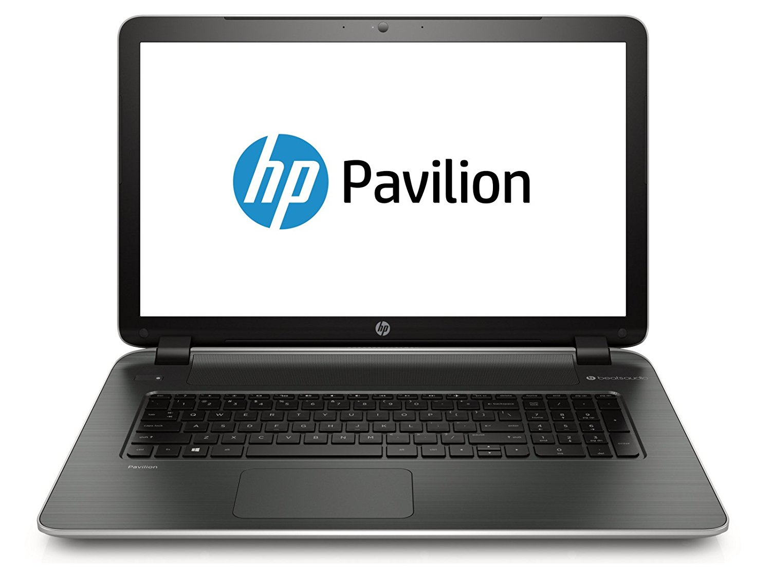hp pavilion 17 3 laptop 1 6ghz 8gb 1tb windows 10 17 g136nr ebay. Black Bedroom Furniture Sets. Home Design Ideas