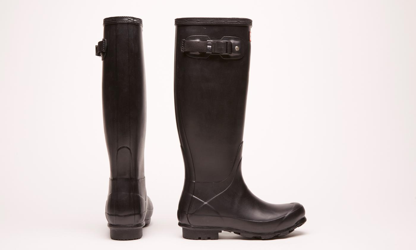new s norris field boots black size 11