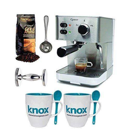 capresso professional espresso and cappuccino machine