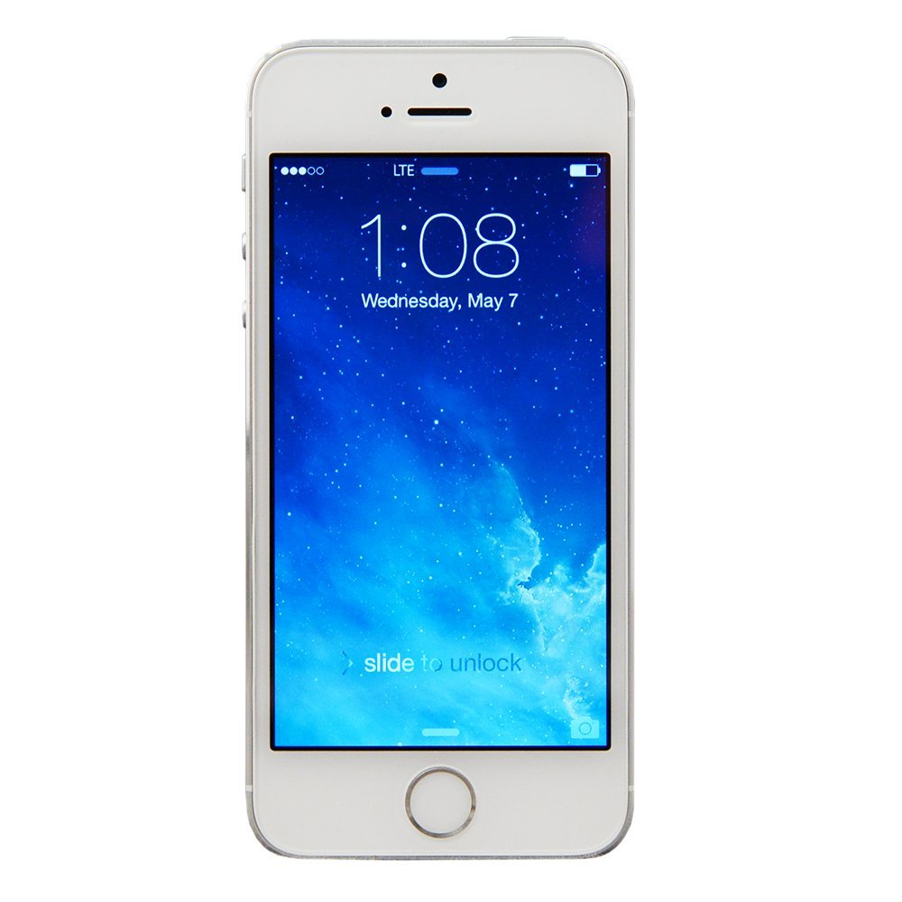 apple iphone 5s 16gb no contract smartphone for verizon. Black Bedroom Furniture Sets. Home Design Ideas