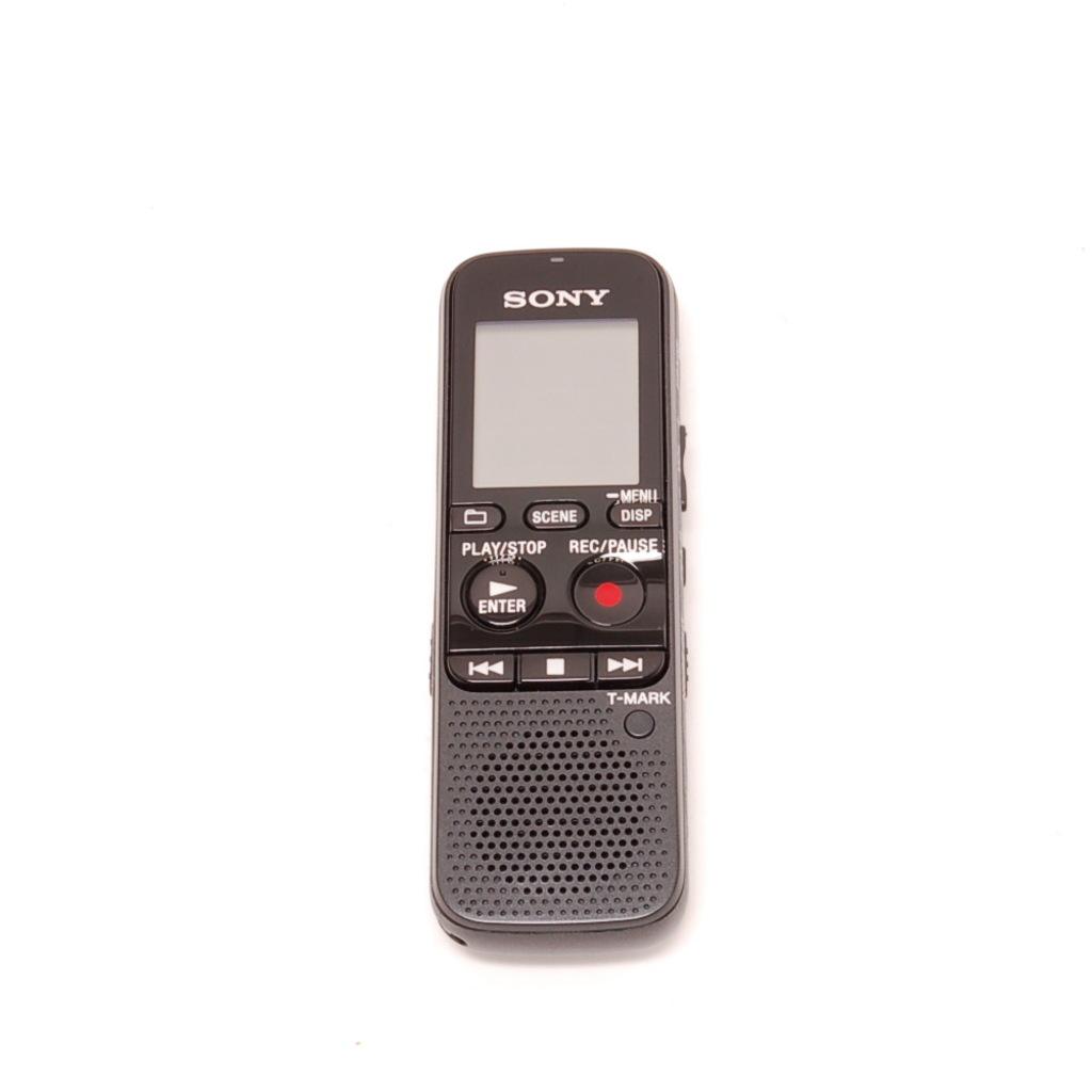 Sony digital voice editor