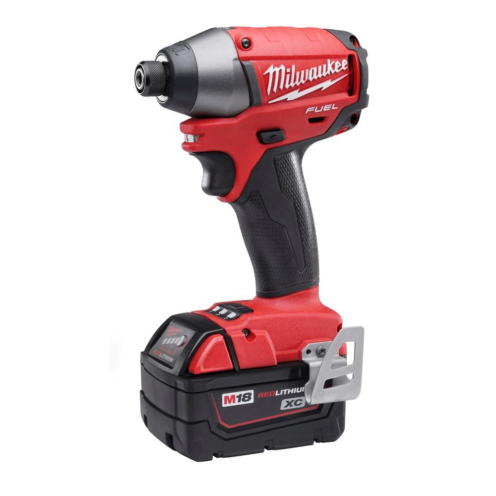 milwaukee 18v cordless 1 2 hammer drill driver impact. Black Bedroom Furniture Sets. Home Design Ideas