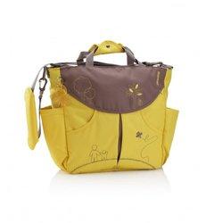 okiedog sumo messenger backpack diaper bag yellow. Black Bedroom Furniture Sets. Home Design Ideas
