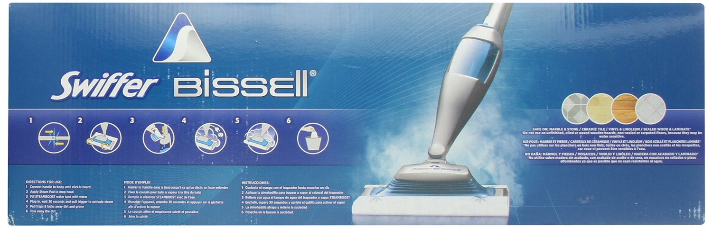 Swiffer Bissell Steamboost Mop Starter Kit Ebay