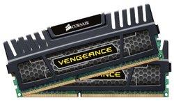 Corsair Vengeance 16GB DDR3 Desktop RAM Memory Kit (CMZ16GX3M2A1600C10)