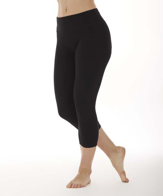 ee275cc672b ... Marika Women s Carrie Butt Booster Capri Legging - Black - Size  S ...