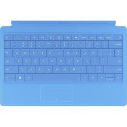 Microsoft N7W-00002 Surface Type Cover 2- Keyboard- Cyan
