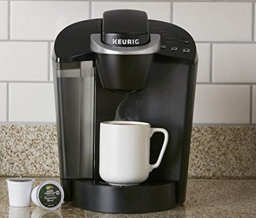 Keurig Single Serve Programmable K Cup Pod Coffee Maker Black K55