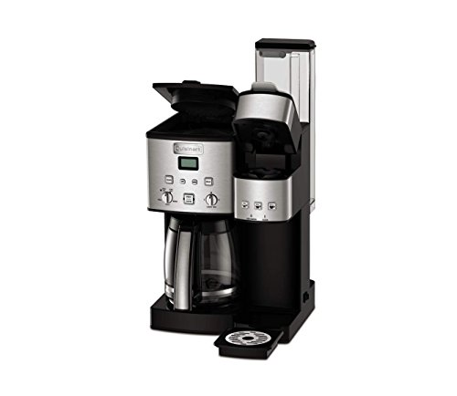 Cuisinart SS-15 Combo 12 Cup and Single Serve Coffee Maker ...