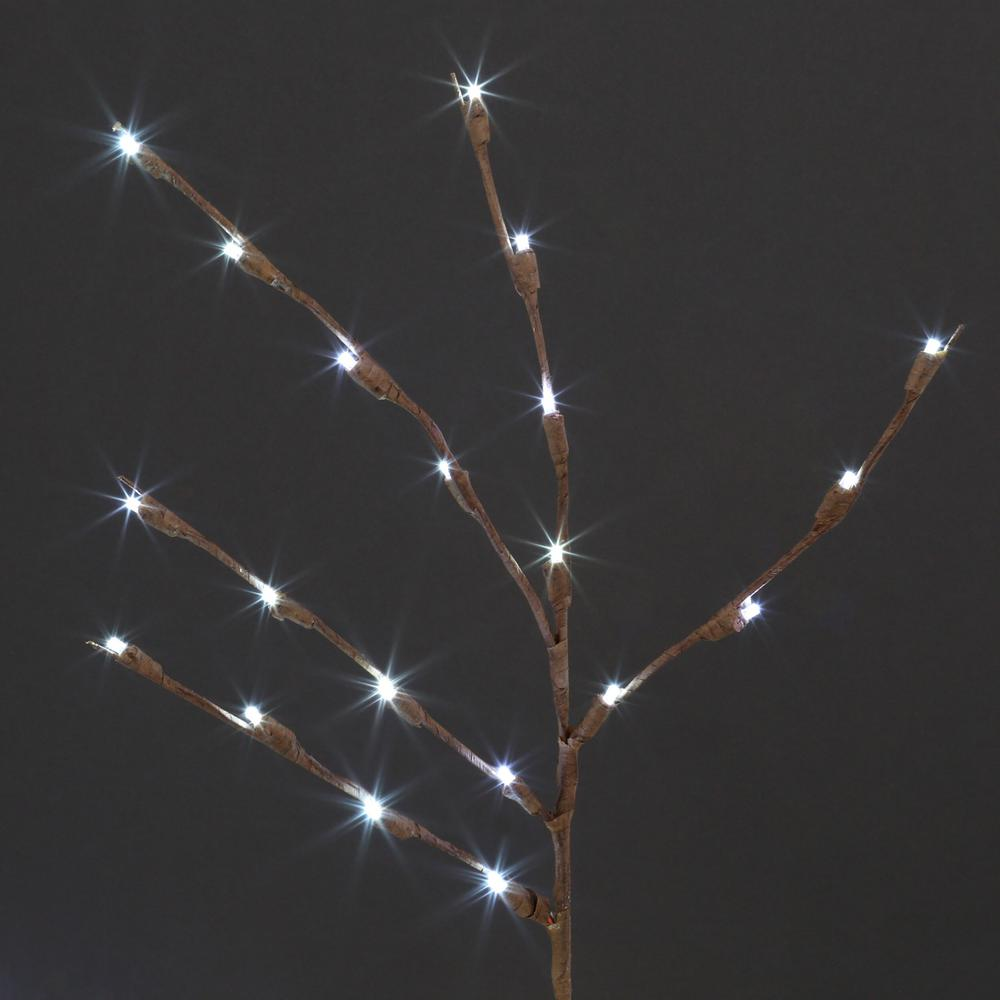 NEW Home Accents Holiday LED Twig Pathway Lights