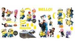 Despicable Me Wall Decals & Stickers for Kids