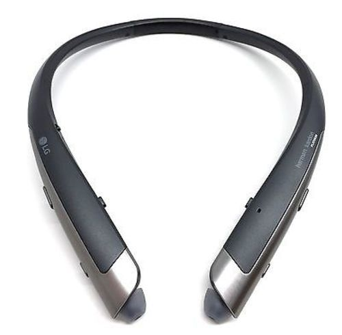 LG Tone Platinum Stereo Headset - Black (HBS-1100)