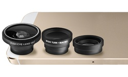 Aduro 3-piece Camera Lens Kit for iPhone