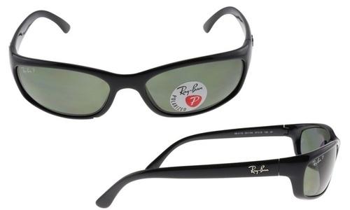 47a942445a Ray-Ban Men s Predator Sunglasses with Polarized Lenses - Black ...