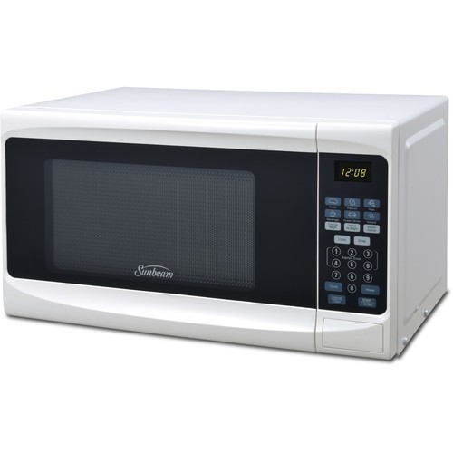New Sunbeam 0 7cu Ft 700 Watt Digital Microwave Oven
