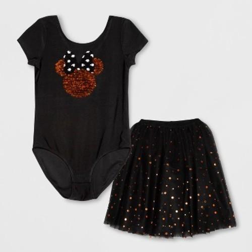 d1253898c NEW Disney Girls' Minnie Mouse Tutu Dress - Black - Size:XS ...