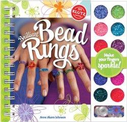 Klutz Children's Brilliant Bead Rings Book