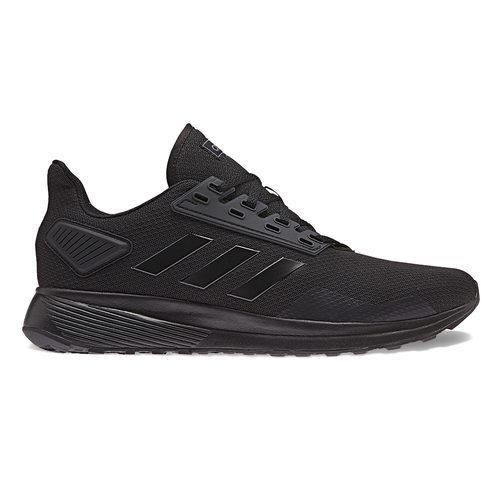 bd5385d5946a Adidas Men s Duramo 9 Running Shoe - Black - Size  13 191040914812 ...
