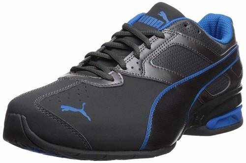 a97842b9b19f2c NEW Puma Men s Tazon Fm Cross Trainer Shoe - Gray Blue - Size  6