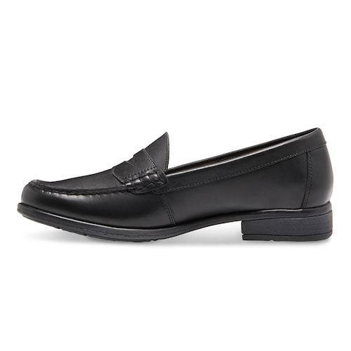 93751111232 NEW Eastland Shoe Women s Roxanne Penny Loafers - Black - Size 7.5 ...