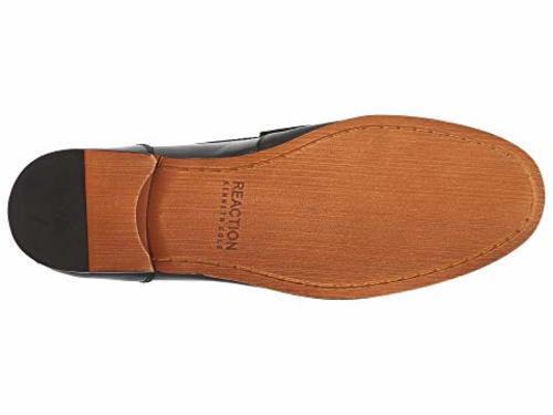 1de954e441f Kenneth Cole Reaction Men s Crespo Loafer Shoes - Black - Size 10 ...