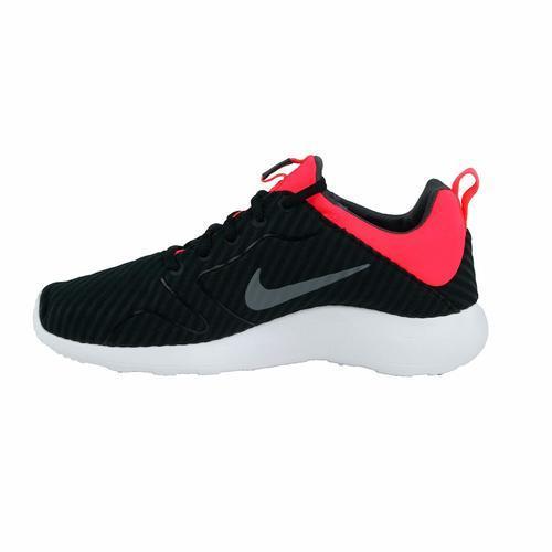 4dad8dd89bd NEW Nike Men s Kaishi 2.0 Running Shoes - Black-Gray-Solar Red ...