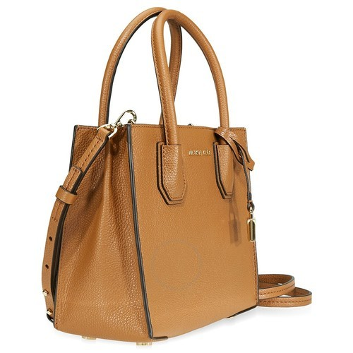 971faf1b5c58 ... Michael Kors Women's Mercer Bonded Crossbody Bag - Brown - Size: Medium