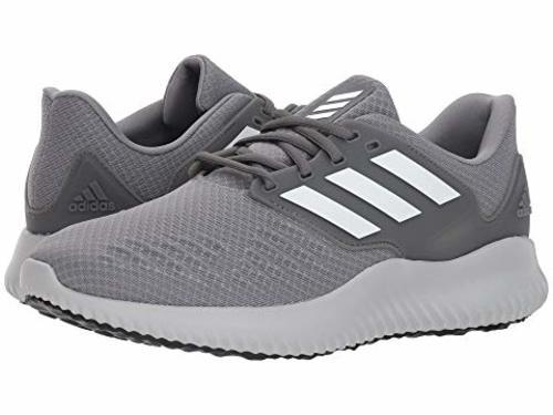 buy popular 3f896 31970 Adidas Mens Alphabounce RC 2 Running Shoes - GrayWhite - Size10.5