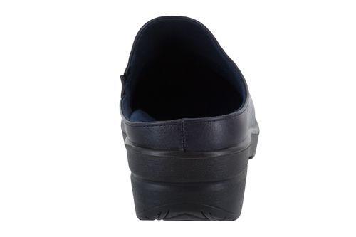 e4f9e632f9e6 ... Easy Street Women s Oren Comfort Clogs - Blue - Size  11 ...