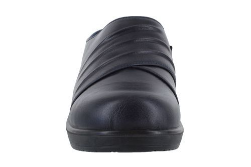 c64e2a4b14d0 Easy Street Women s Oren Comfort Clogs - Blue - Size  11 ...