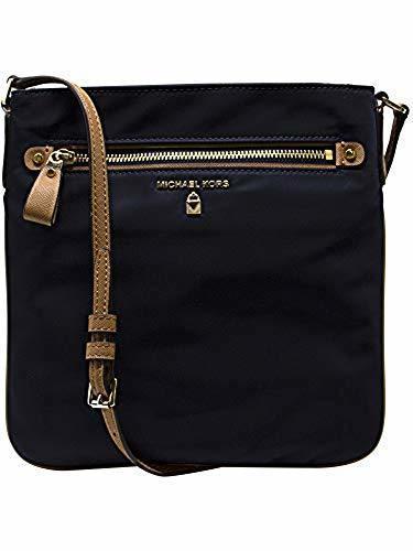 029eee2d6d17 Michael Kors Kelsey Large Crossbody Bag - Admiral Blue/Gold | eBay