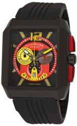 Stuhrling Swiss Chronograph Watch: Black