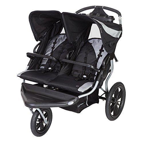 Baby Trend Navigator Lite Double Jogging Stroller - Europa ...