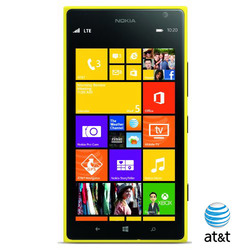 Nokia Lumia 1520 16GB No-Contract Smartphone for AT&T - Yellow