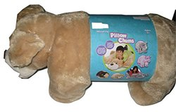 Animal Pillow Chum Dog : Dog Giant Pillow Chum By Kelly Toy -Opens to 34